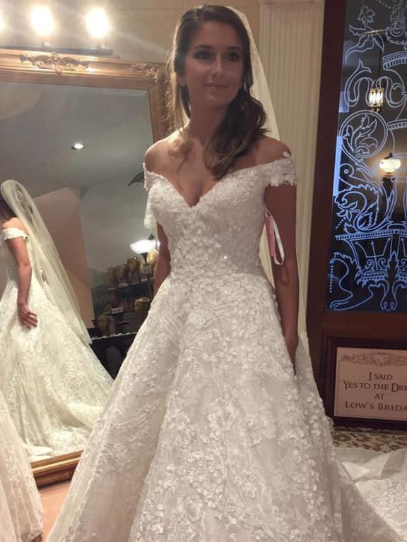Allure Bridals, C520