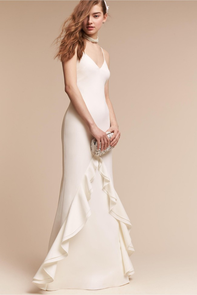 Badgley Mischka Astor Gown