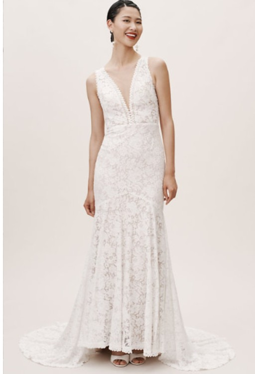 BHLDN, Whispers & Echoes Latimer Gown