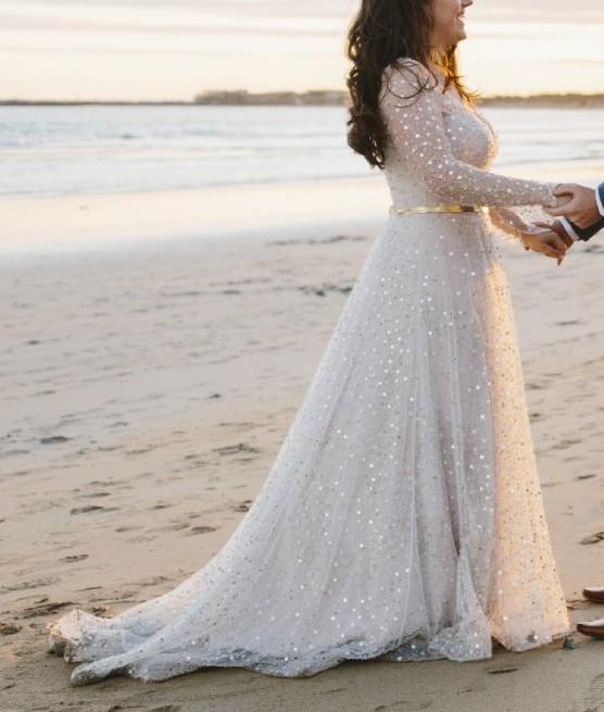 One Day Bridal Custom Made based off Nala dress