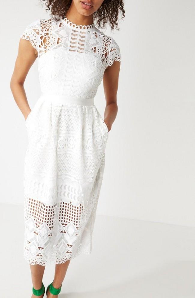 4e9ce5891e61 Ted Baker Emelia Second Hand Wedding Dress on Sale 50% Off ...