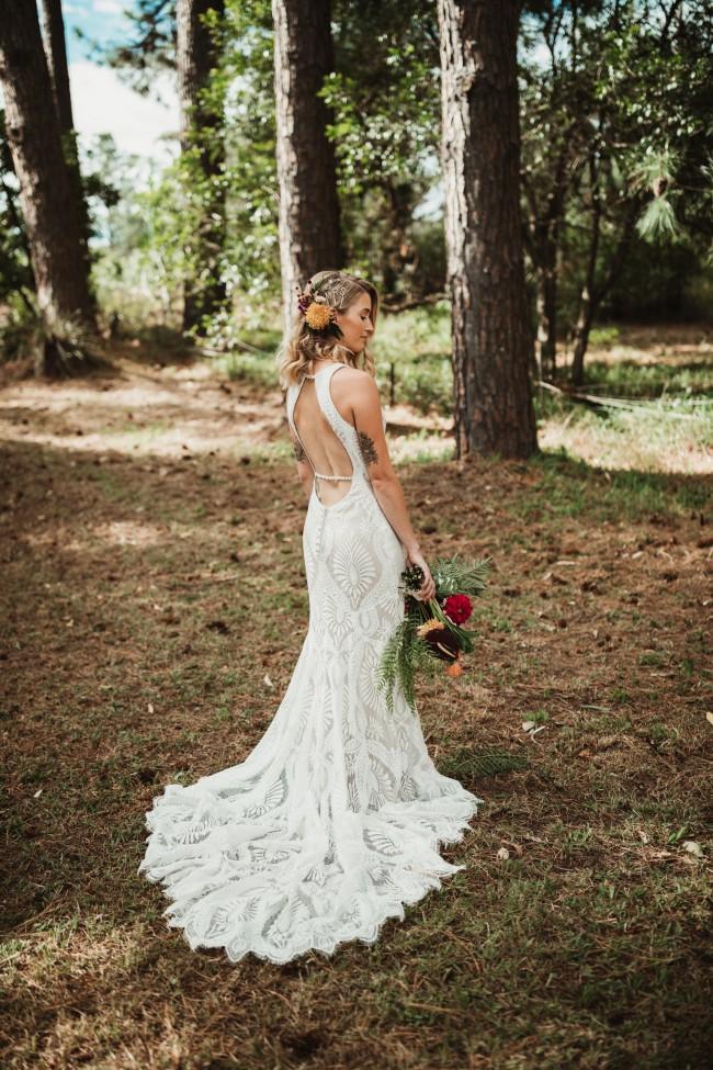 Wilderly Bride, Marlowe