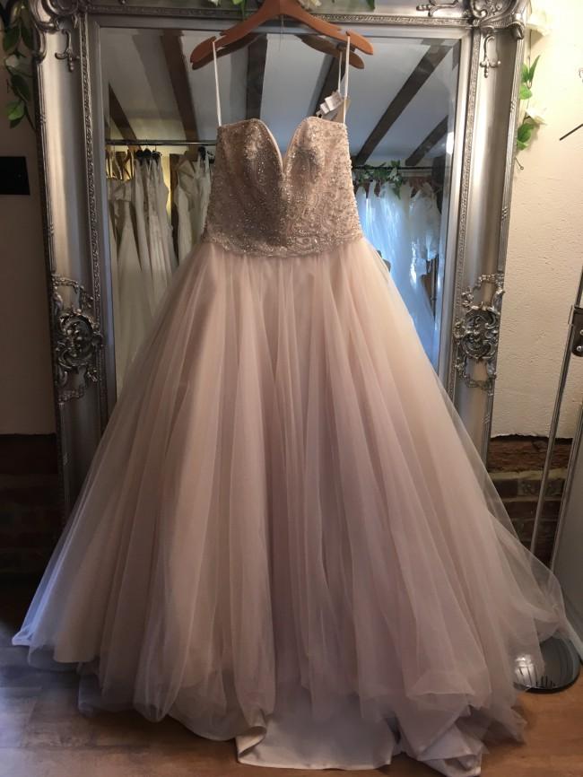 Allure Bridals 9262