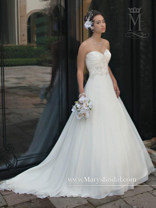 Marys Bridal Style S13-6129