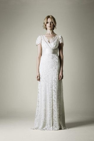 Charlie Brear The Vintage Wedding Dress Company by Charlie Brear