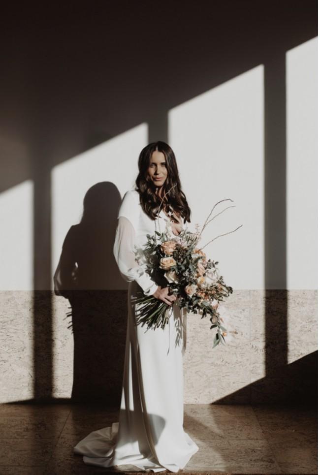 Alca Line Bride Custom Made