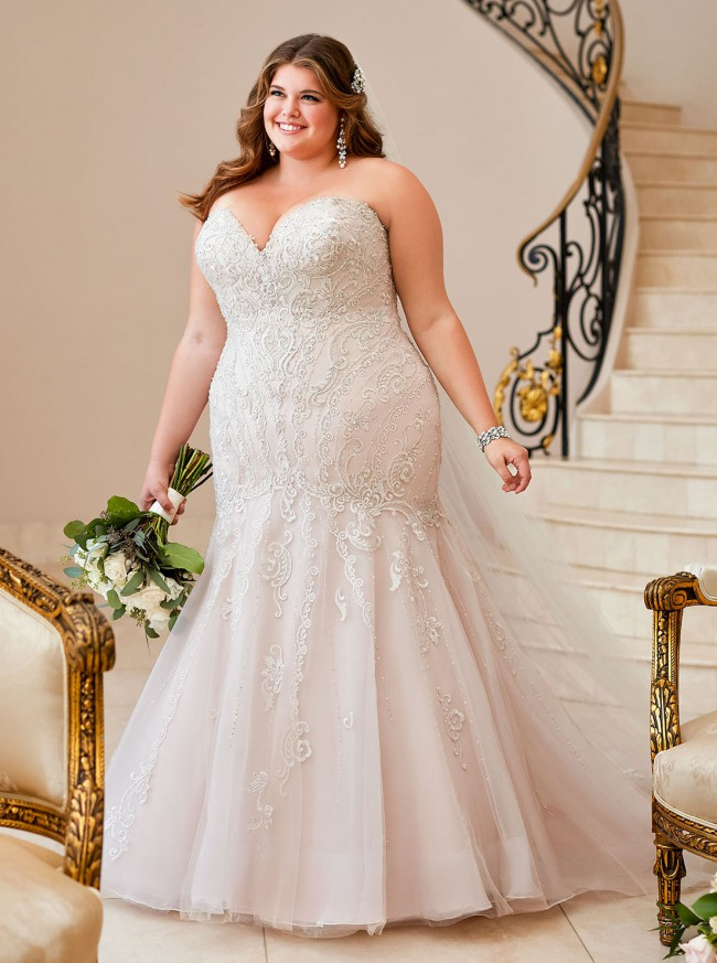Stella York 6654 Sample Wedding Dress On Sale 63 Off