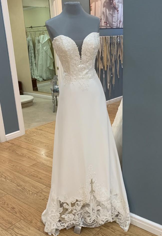 Casablanca Bridal Krista