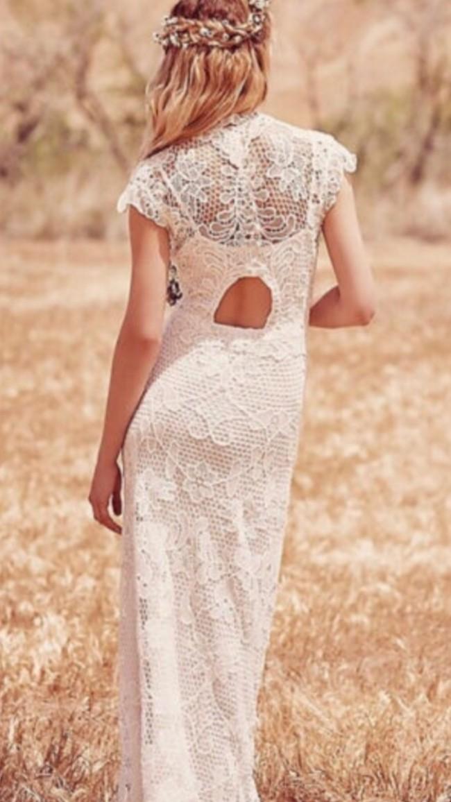 Free People Wedding Dress.Free People Jill Carbonneau Number 37 Wedding Dress On Sale 38 Off