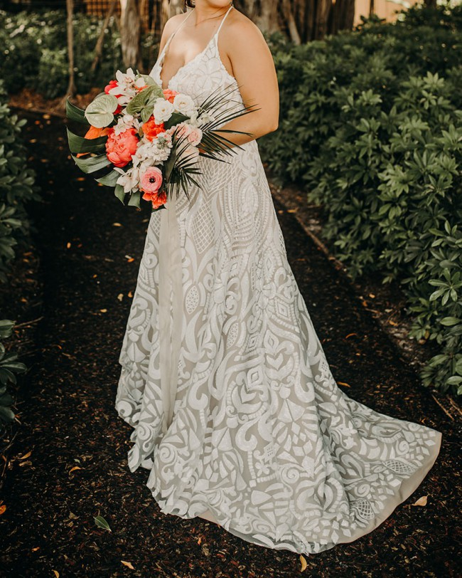 Blush by Hayley Paige Delta Gown - Style 1751