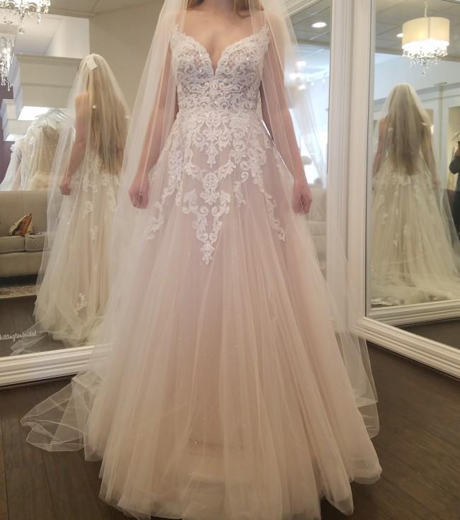 Essense Of Australia D2363 New Wedding Dress Save 15