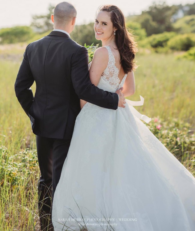 Martina Liana, Custom Made Vintage Classic Lace Gown