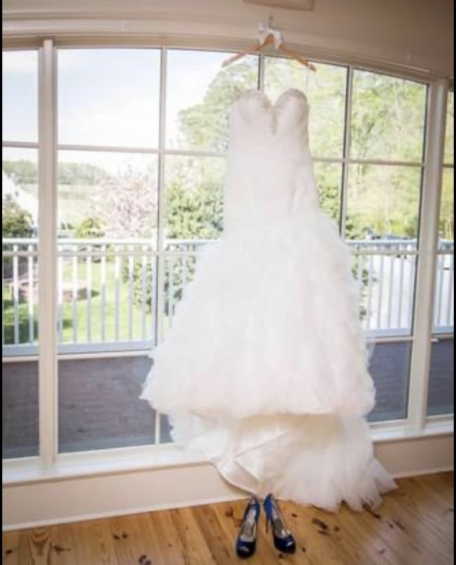 Allure Bridals 9267