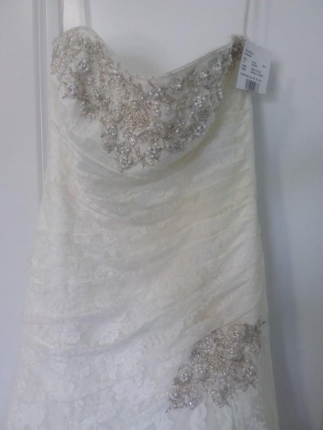 David's Bridal YP3344