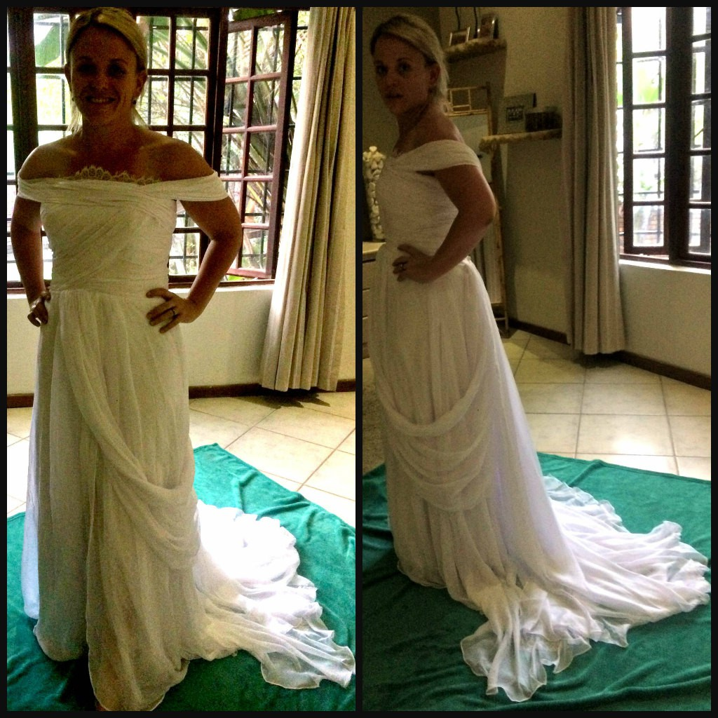 Cheap Wedding Dresses Under 500 Dollars: The Faded Sunflower New Wedding Dress On Sale 9% Off