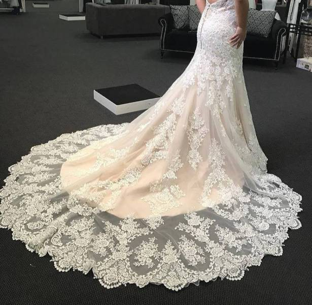 Fiore Couture Charlotte New Wedding Dress On Sale 86 Off