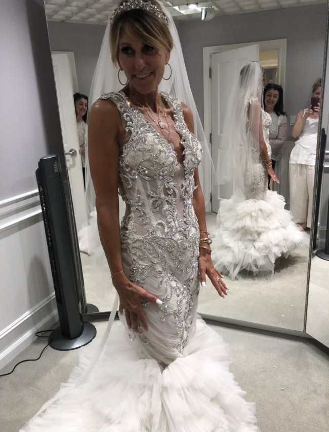 bac70621f00a Used Pnina Tornai Wedding Dress - Wedding Dress & Decore Ideas