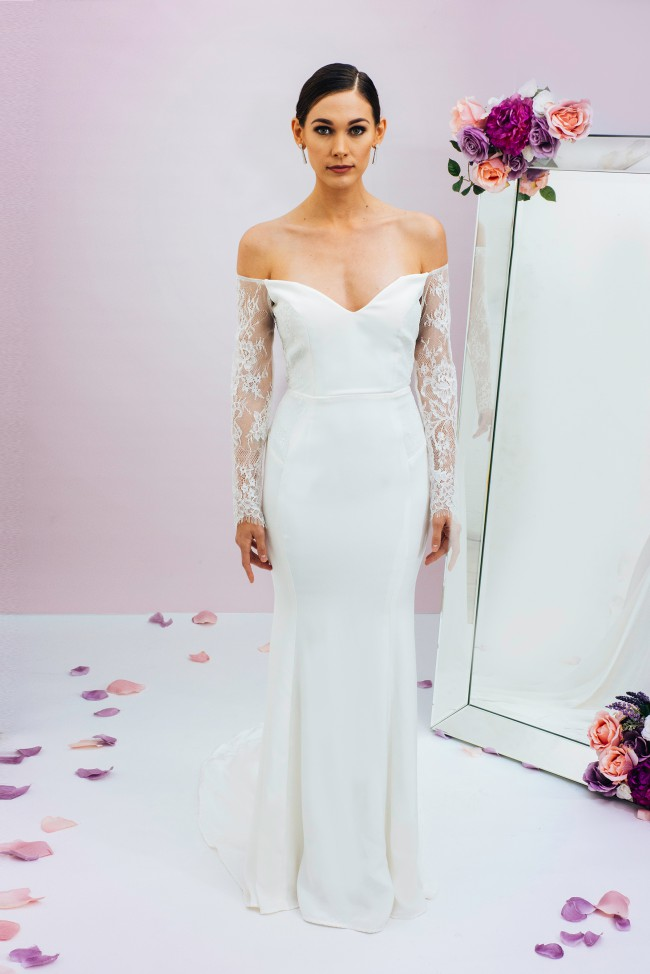 Trish Peng Unity Gown