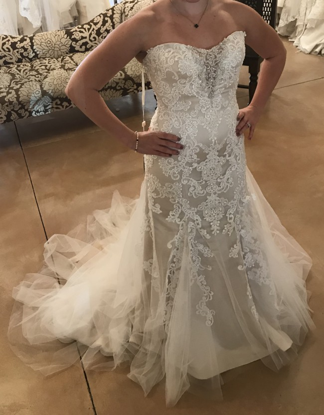 Casablanca Bridal 2242 Lotus