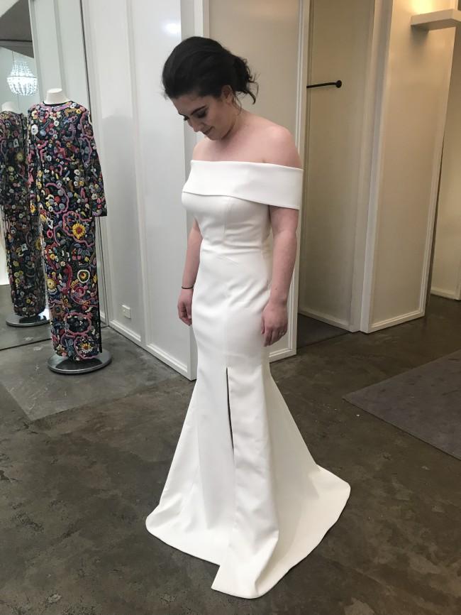Rachel Gilbert, Hadley gown