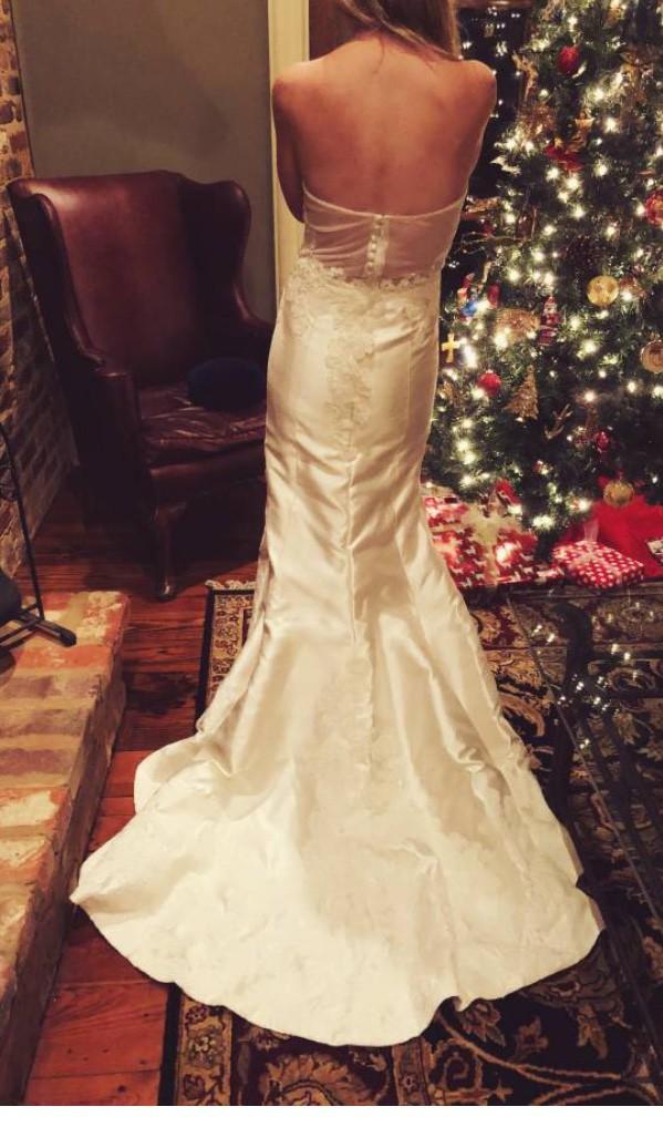 ebcb5c06ac01 Eugenia 3922-A New Wedding Dress on Sale 73% Off - Stillwhite Australia