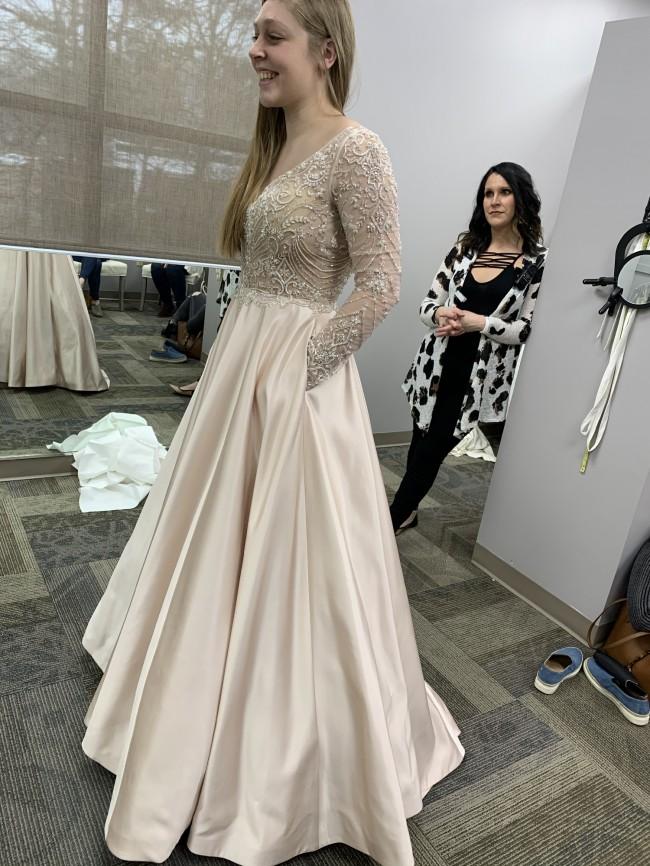 Casablanca Bridal 34z578