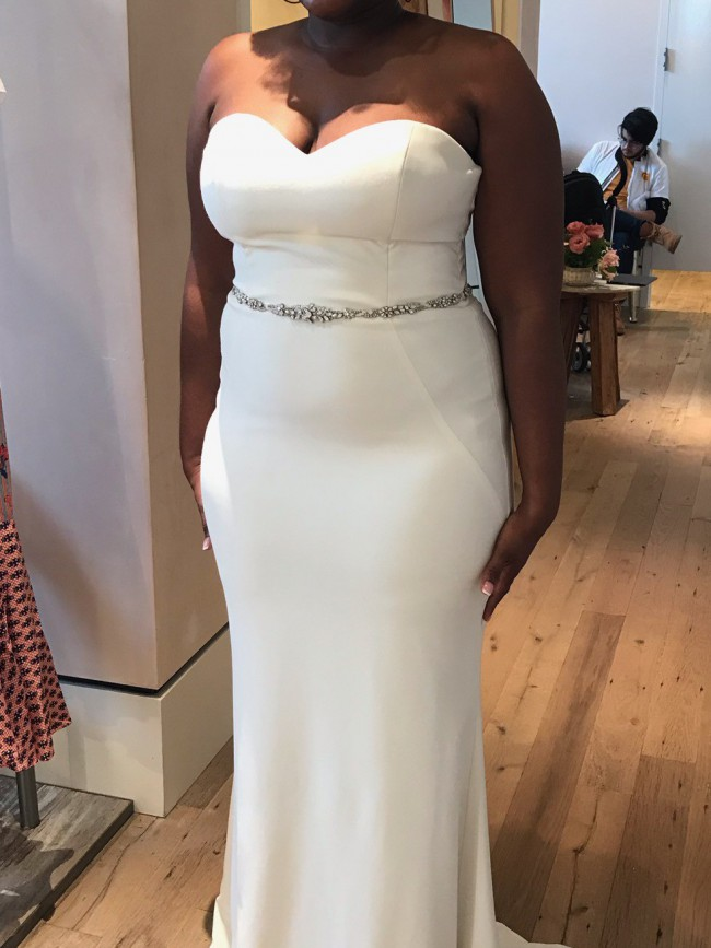Amy Kuschel, Paige gown-Style #45123395