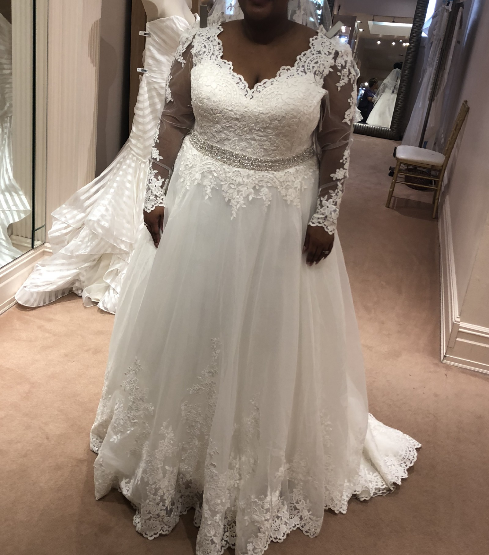 Venus New Wedding Dress On Sale 38% Off