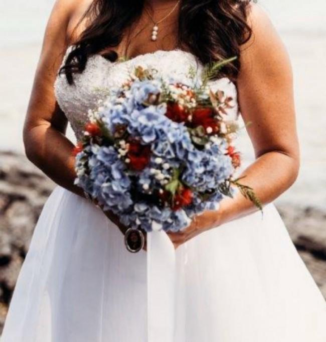 David's Bridal CWG731