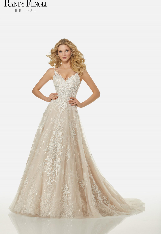 Randy Fenoli Wedding Dresses.Randy Fenoli Size 10
