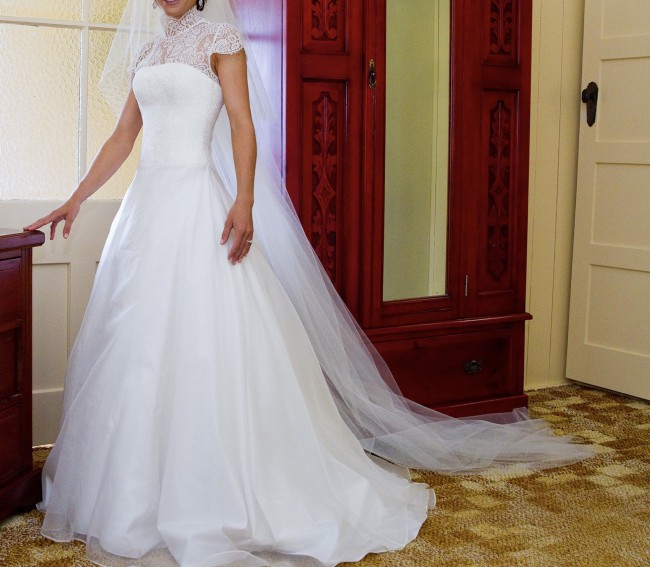 Darb Bridal Couture, A-Line