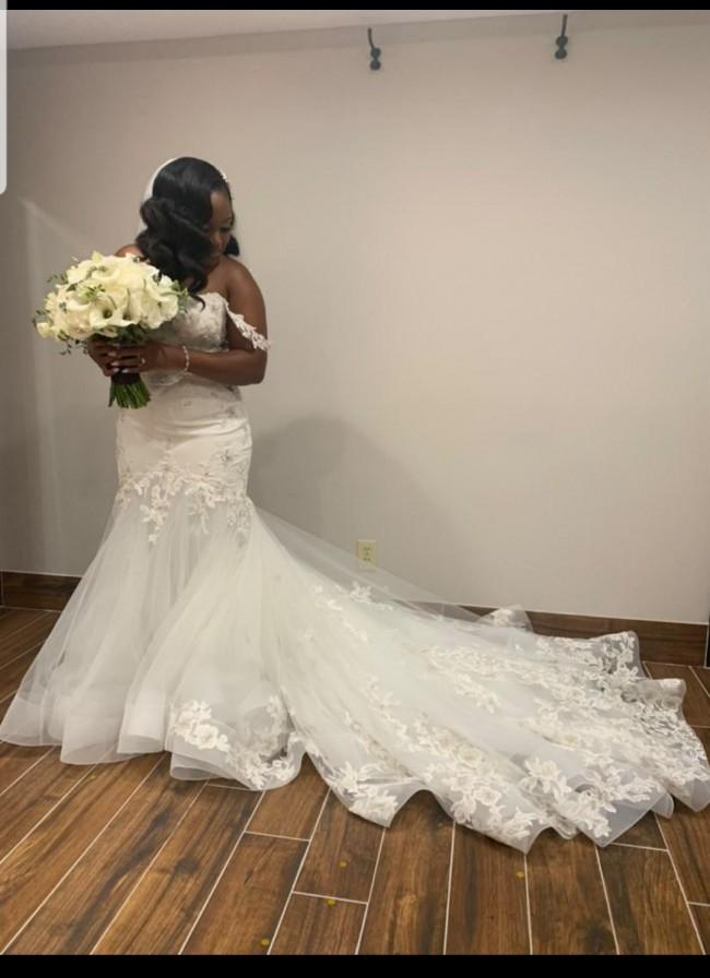 Allure Bridals C568