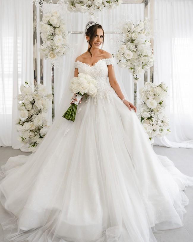 Amanda Barden 2021 Custom Made dress