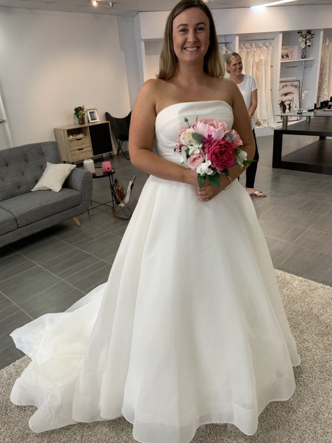 Morilee, Lucille Style number 6897