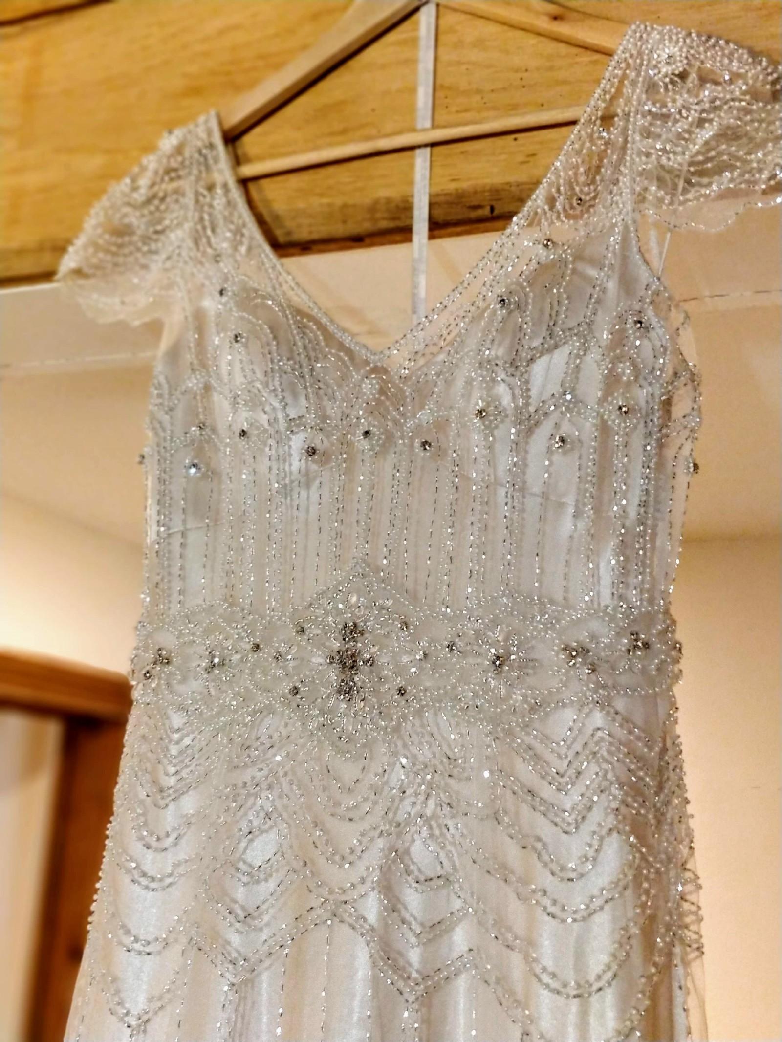c5d4fd22cb0 Maggie Sottero Ettia New Wedding Dress on Sale 43% Off - Stillwhite  Australia