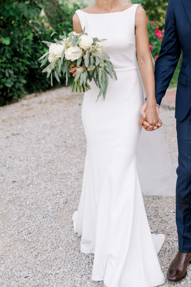 Caleche Bridal House The Cassis Gown