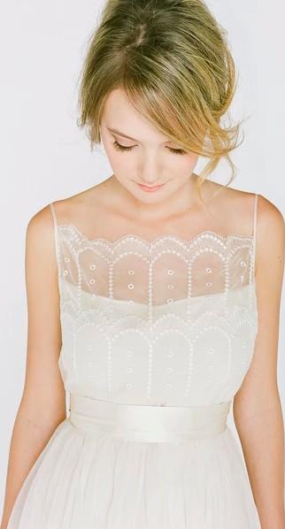 Saja Whimsical Wedding Dress - AH6200