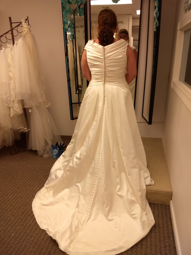 Ellis Bridal, Ball Gown