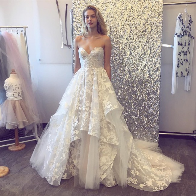 Hayley Paige Lulu Gown