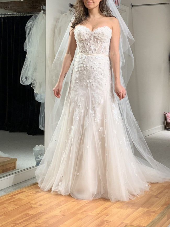 Randy Fenoli, Linda Wedding Dress