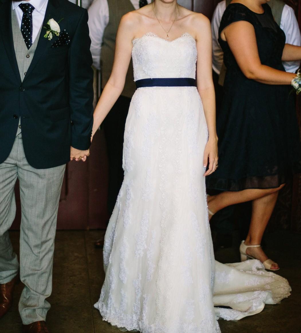 Ronald Joyce Victoria Jane Second Hand Wedding Dress On