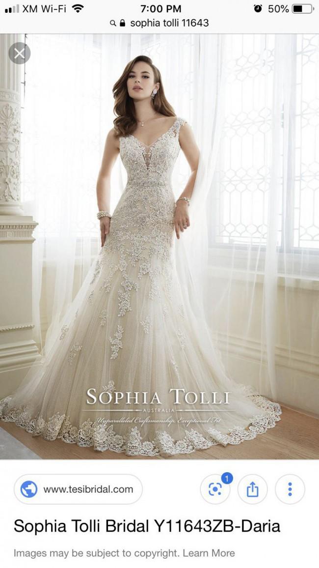 Sophia Tolli Daria-#11643