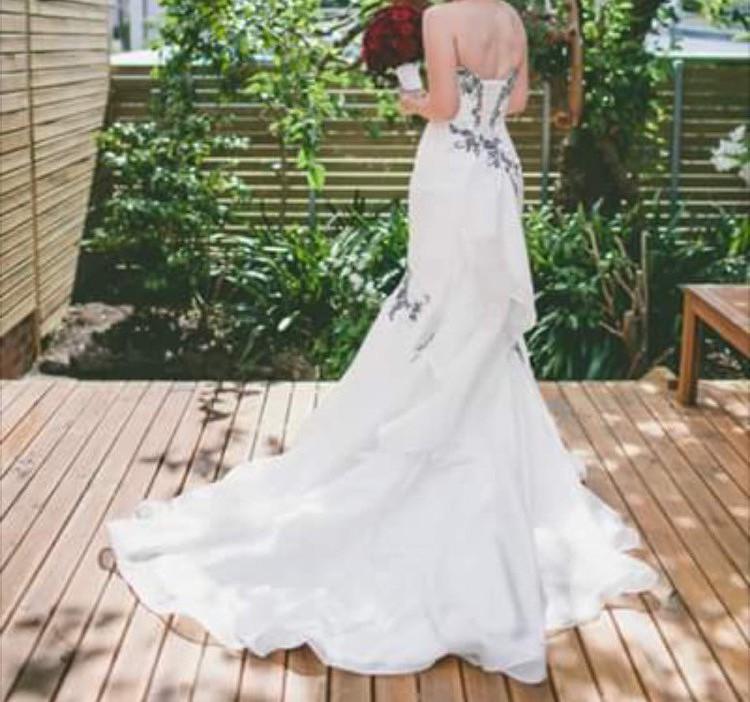 Sophia Tolli Y21054 Peony Preowned Wedding Dress On Sale