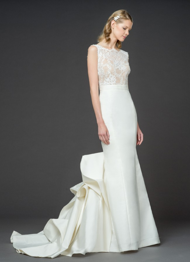 Carolina Herrera New Josette Gown