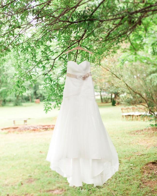 David's Bridal Wg3791