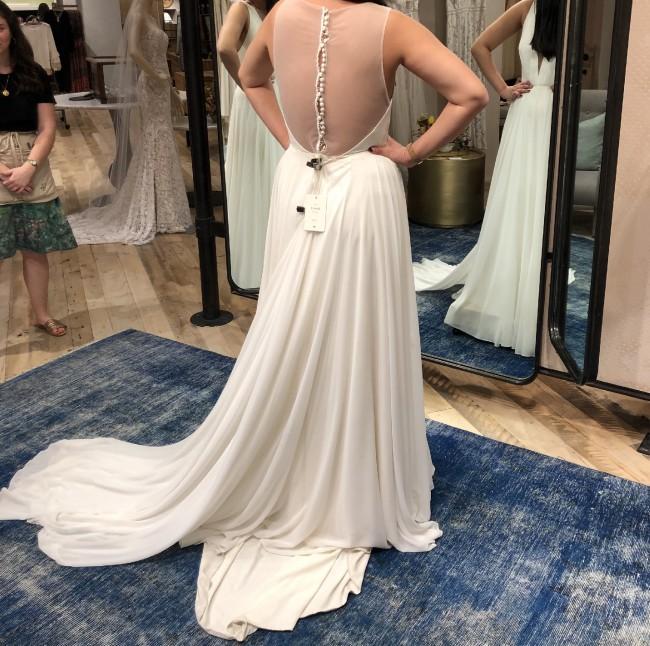 Jenny Yoo BHLDN CONRAD gown