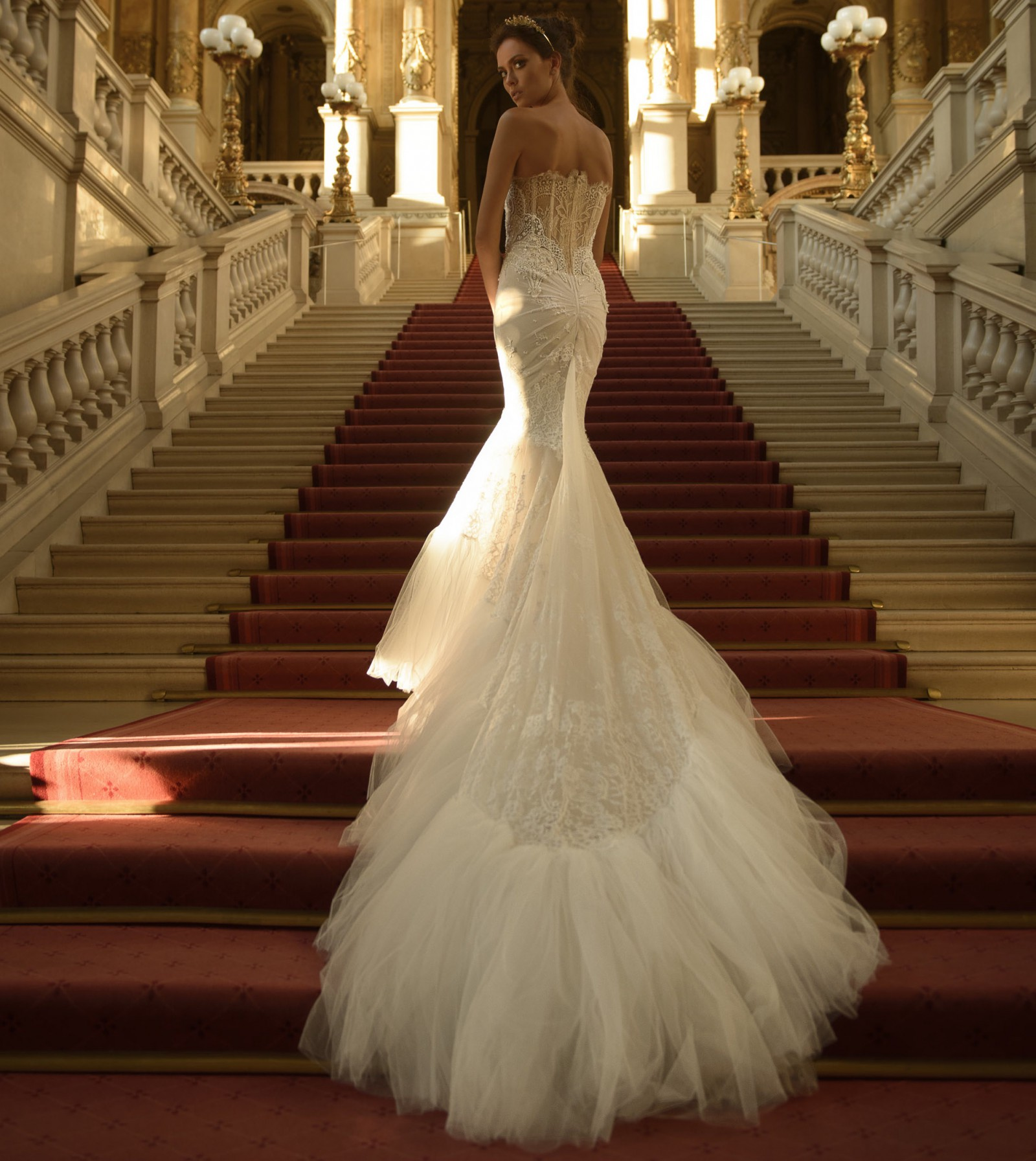 Haute Couture Wedding Gown: Ester Haute Couture Used Wedding Dress On Sale 50% Off