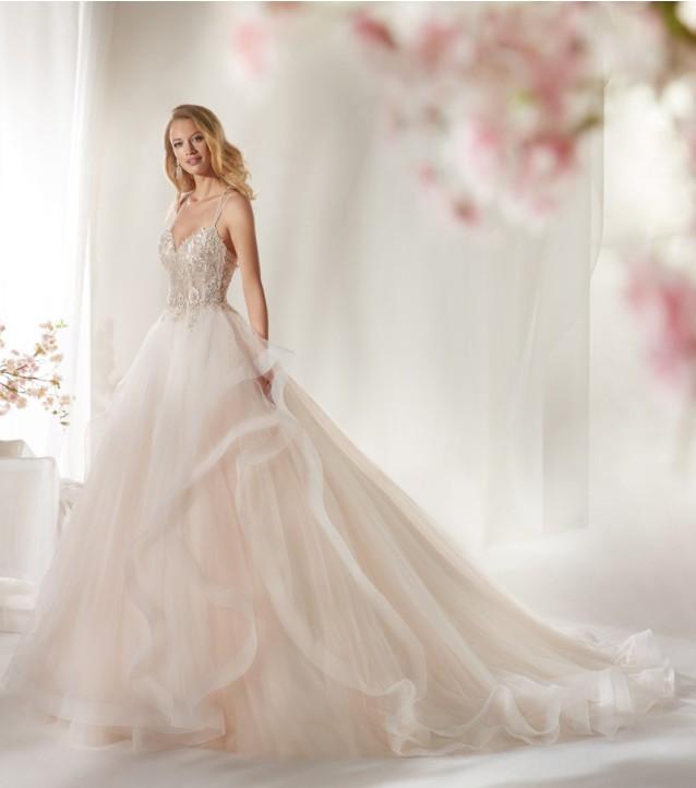 Nicole Spose.Nicole Spose Lulu Coab19285 Used Wedding Dress Save 62 Stillwhite