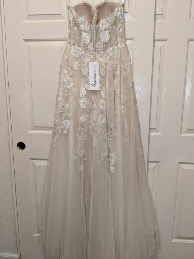 Sincerity Bridal 44073