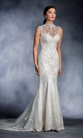 b45522cf4eb9 Alfred Angelo Mulan New Wedding Dress on Sale 50% Off - Stillwhite Australia